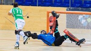 El Deportivo Liceo derrotó al Barça en el Palau