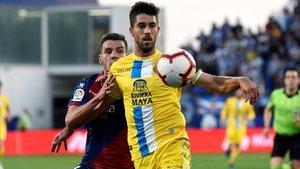 El Espanyol ganó en Huesca
