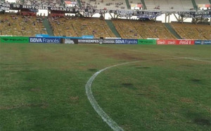 El estadio Mario Alberto Kempes se encuentra en mal estado