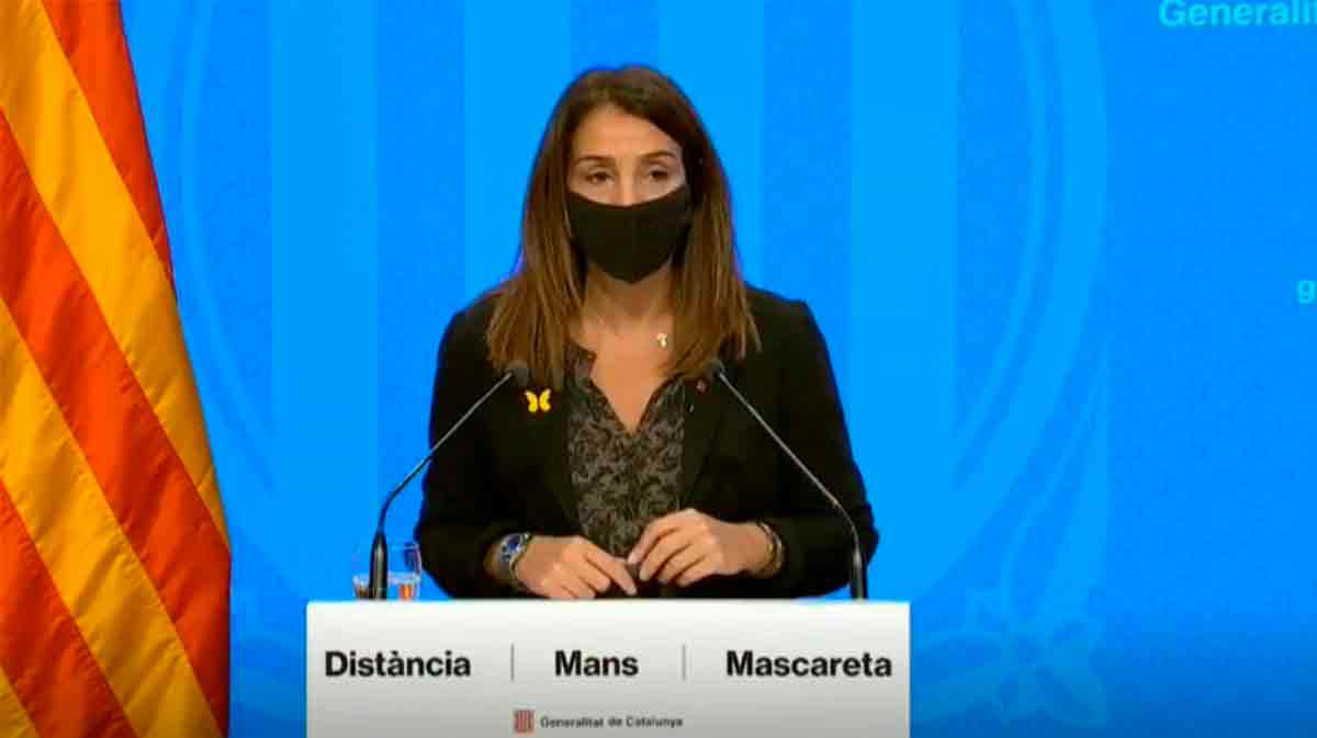 La Generalitat insiste: No hay impedimentos para celebrar el referéndum