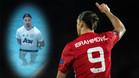 Ibrahimovic alimentó los rumores sobre su presencia en la final