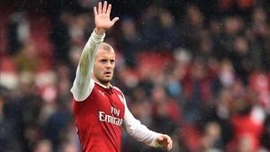 Jack Wilshere deja las filas del Arsenal