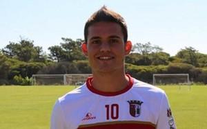 Joan Román se estrenó de la mejor manera posible con el Sporting Braga en la Liga