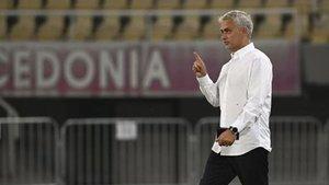 José Mourinho, entrenador del Tottenham Hotspur
