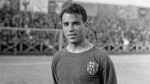 Josep Samitier, jugador del FC Barcelona