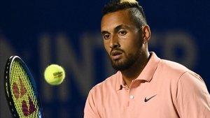 Kyrgios se borra del US Open debido al coronavirus
