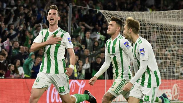 LALIGA | Betis - Málaga (2-1)