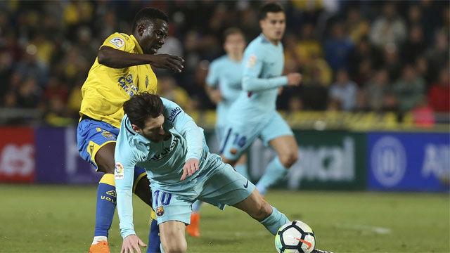 LALIGA FCB | Las Palmas - FC Barcelona (1-1)