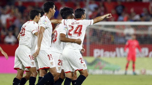 LALIGA | Sevilla - Espanyol (1-1): Lenglet adelantó al Sevilla en el marcador