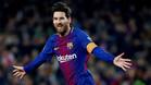 Messi responde a Cristiano con un recital histórico