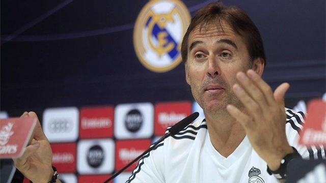 Lopetegui espera que Modric gane el The Best