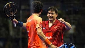 Los argentinos Cristian Gutiérrez y Franco Stupaczuk ya están en octavos de final