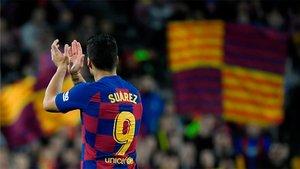 Luis Suárez, futuro incierto