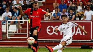 El Mallorca luchará por ascender a Primera ante el Dépor a partir del próxio jueves