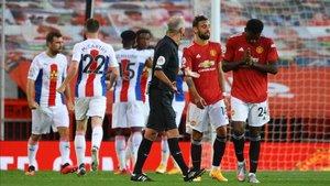 El Manchester United cayó en la primera jornada