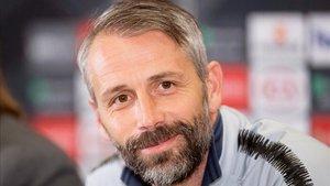 Marco Rose abandonará la disciplina del Salzburg y será el nuevo entrenador del Mönchengladbach la próxima temporada