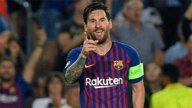 Messi se asoció con Rakitic para firmar el 3-0
