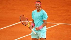 Nadal volverá a París, donde este año ya ha ganado el Roland Garros.