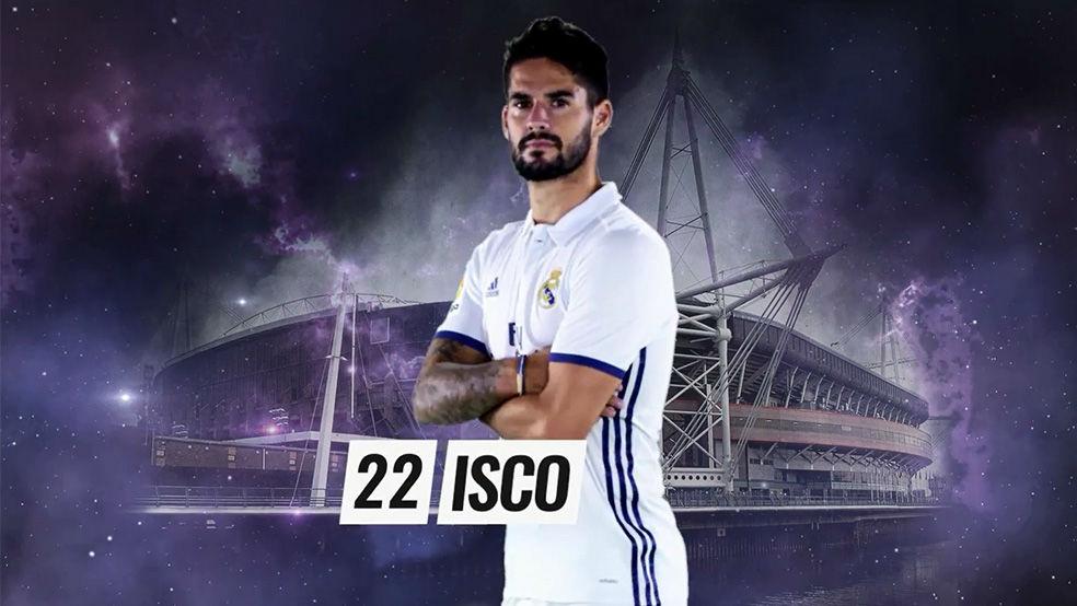 El once del Real Madrid para enfrentarse a la Juventus