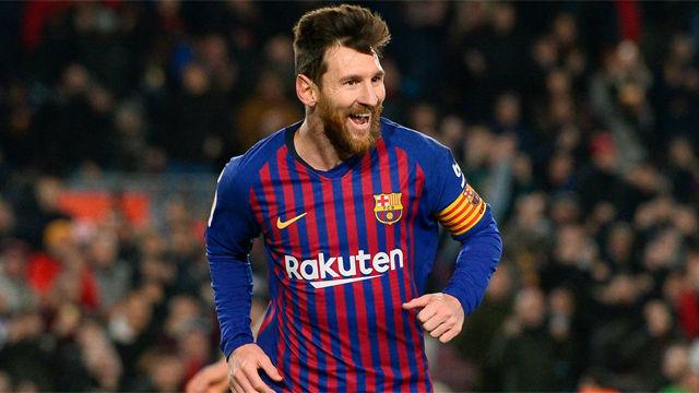 Otro gol para la sociedad infinita entre Alba y Messi
