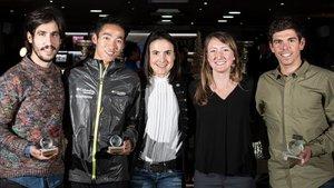 Pau Capell gana el título Ultra-Trail® World Tour 2019 en París