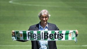 Pellegrini ha empezado con buen pie en el Betis
