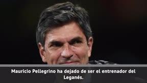 Pellegrino llega a un acuerdo con el Leganés y rescinde contrato