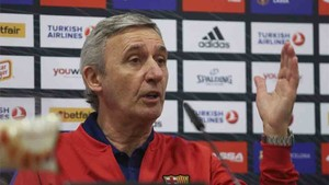 Pesic, técnico del Barcelona Lassa de baloncesto