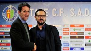 Ramon Planes firmó a José Bordalás para el Getafe