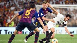 Reto para el Barça en Valencia