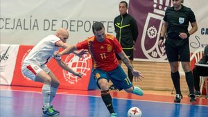 La selección se impuso por segunda vez seguida a Serbia en otro amistoso