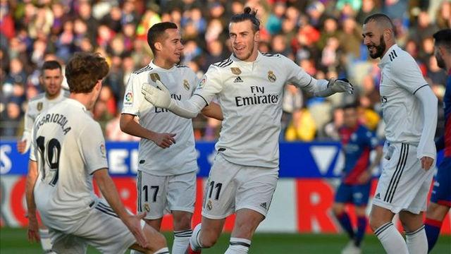 Un solitario gol de Bale... y el Madrid pide la hora en Huesca