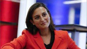 Teixidor lanzó balones fuera sobre la posibilidad de ser candidata a presidir el Barça