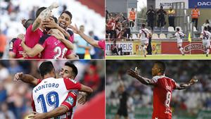 Todos los goles de la jornada 10 de la Liga 123