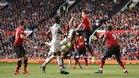 El United-Liverpool se lastró por las lesiones