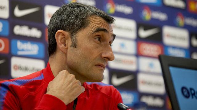 Valverde: Esperamos mucho de Riqui Puig