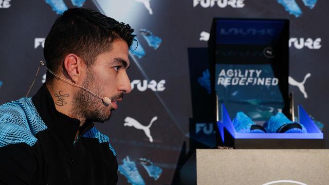 Vea la entrevista íntegra a Luis Suárez
