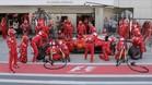 Vettel y Ferrari lideran el Mundial después de cuatro carreras