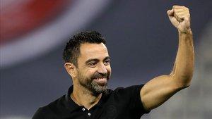 Xavi ha logrado la clasificación del Al Sadd para los cuartos de final de la Champions asiática