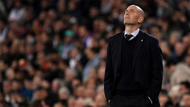 Zidane: Hasta el final en una jugada te la pueden liar
