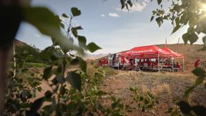 Honda Africa Twin Marrocco Epic Tour