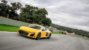 Nuevo Audi R8.