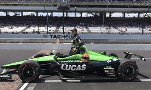 Servià vuelve a Indianápolis con el equipo Arrow Schmidt Peterson