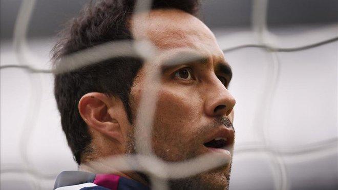 Claudio Bravo no renovará por el City