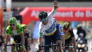 Alejandro Valverde también ganó en Montjuïc