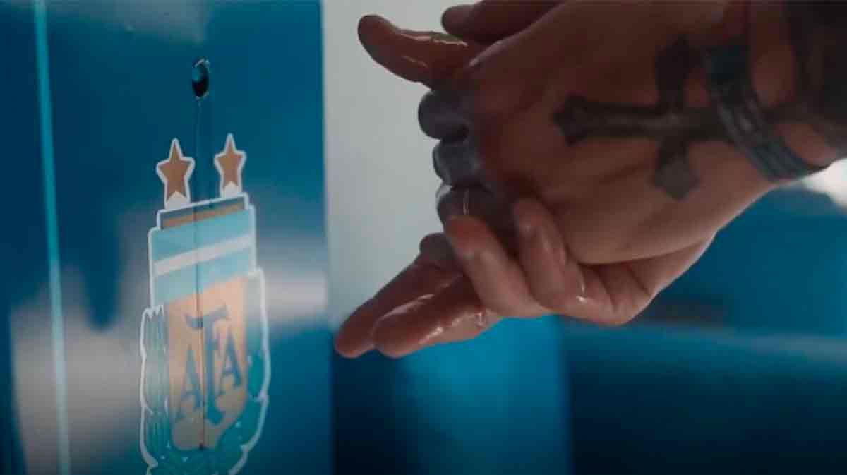 En Argentina ya se preparan para recibir a Messi