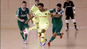 El Barça Lassa se impone por 7-1 en su segundo amistoso