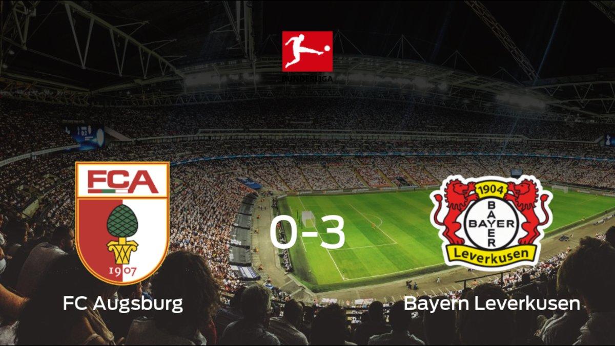 Leverkusen Augsburg