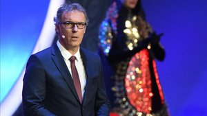 Blanc ha criticado la gestión deportiva del PSG