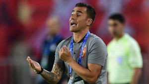 Cannavaro ya ha cumplido con la cuarentena en China